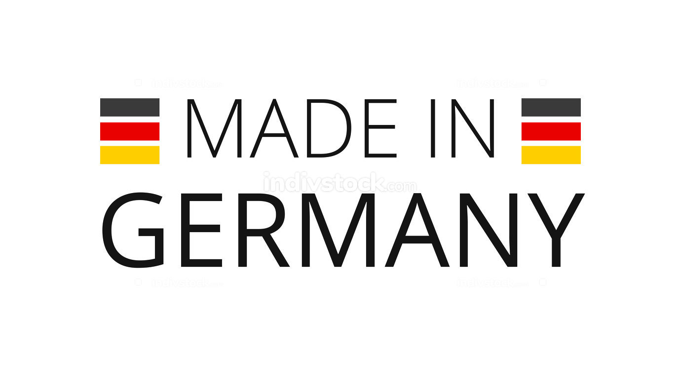 free download: Made in Germany 3d-illustration