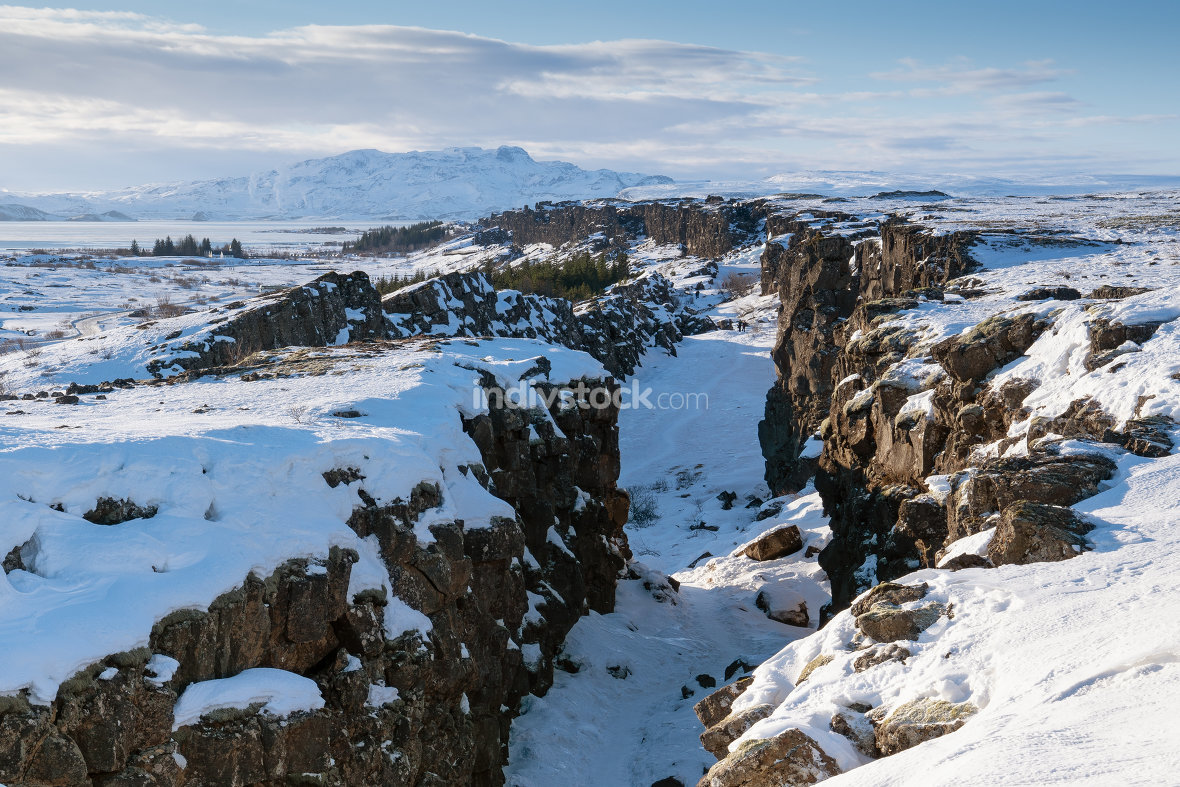 Thingvellir National Park, Iceland, Europe