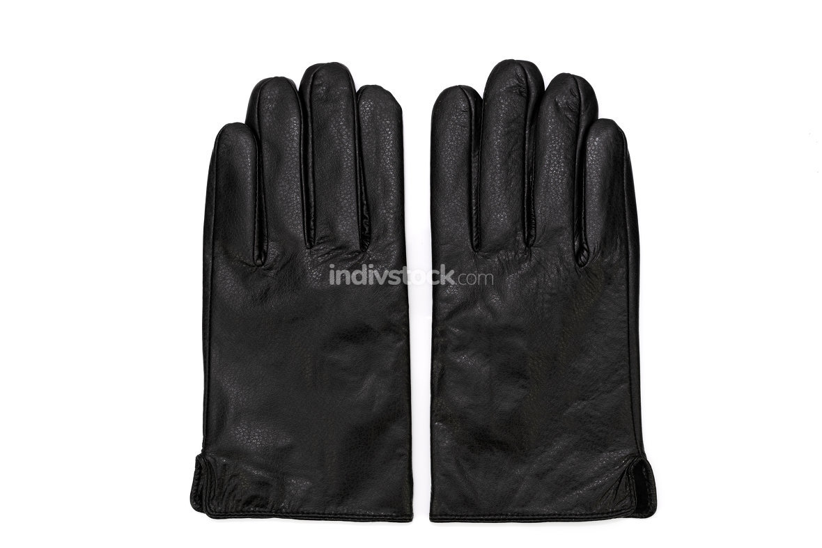 Two Leather Gloves