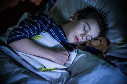 Child sleeps