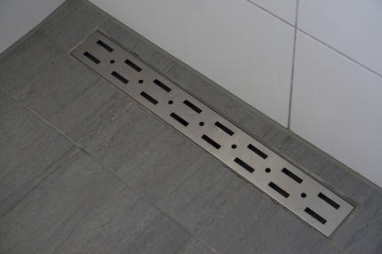 free download: linear floor level shower