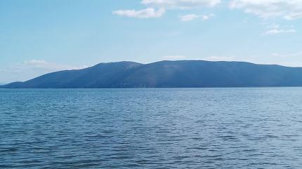 lake prespa in macedonia,