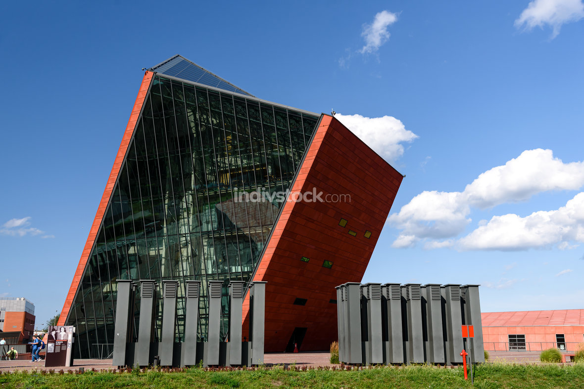 Museum of the Second World War in Gdansk