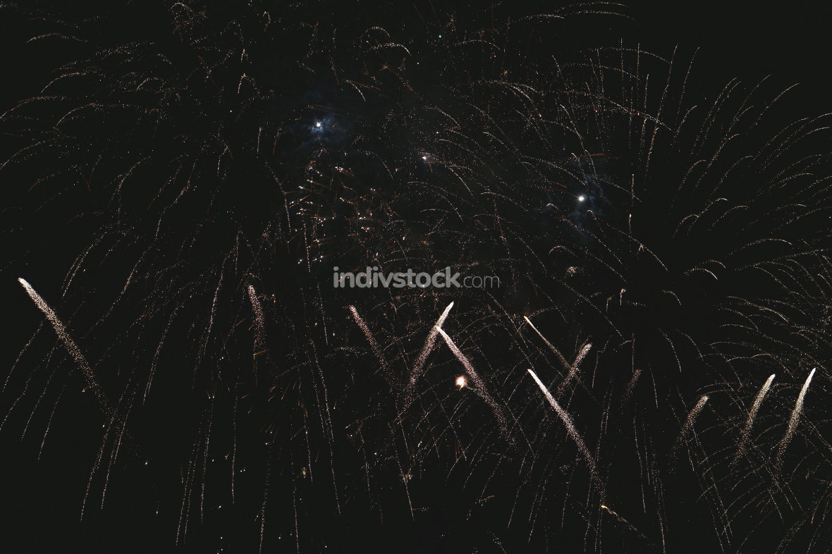 free download: Fireworks background sky at night background