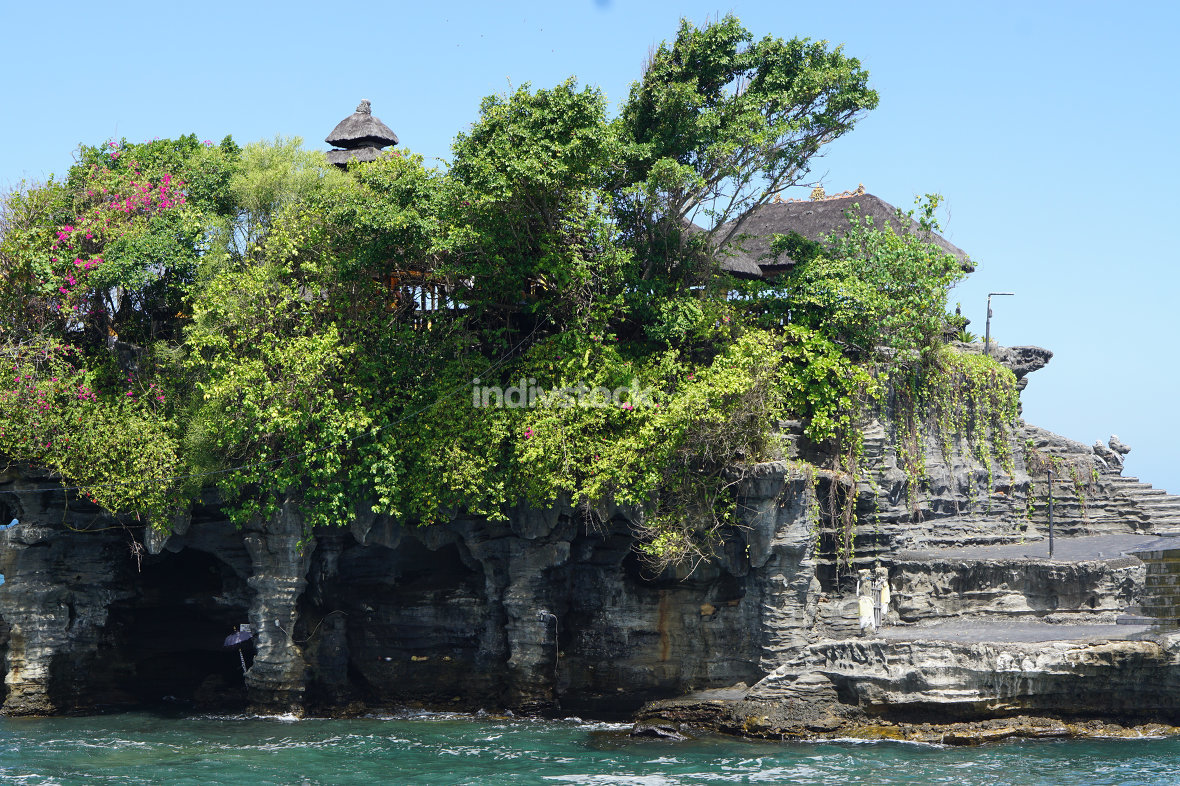 free download: Indonesia Bali city Canggu the temple Pura Tanah Lot