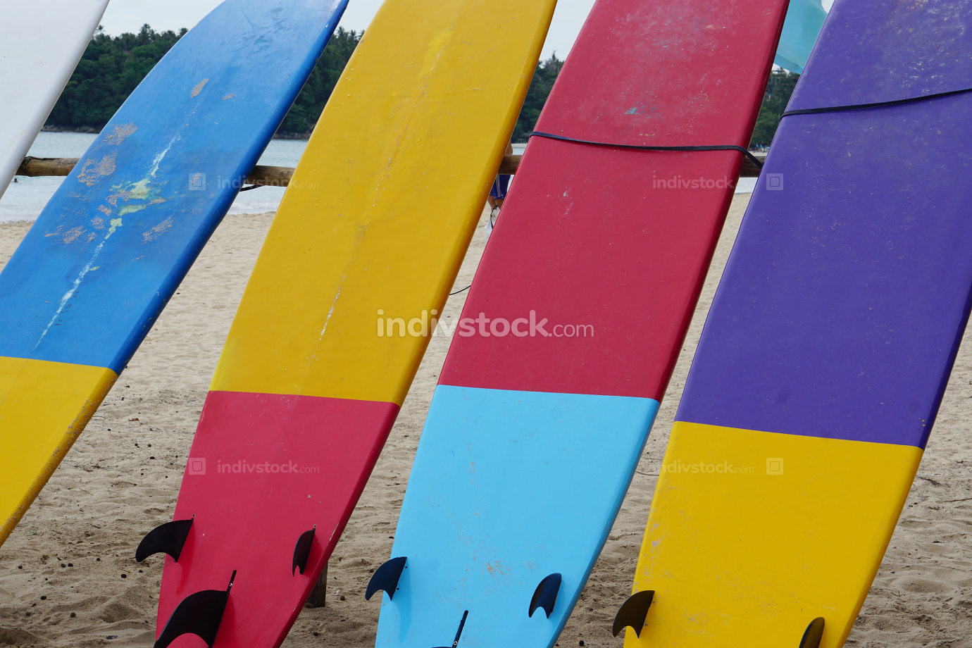 free download: surfboards on the beach for rent
