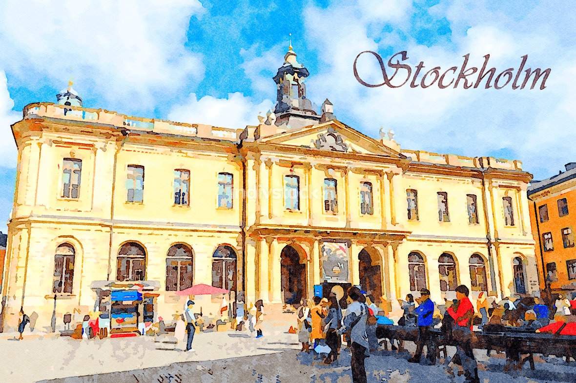The Swedish Academy and the Nobel Museum