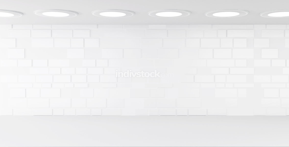 wall background indoor creative modern 3d-illustration