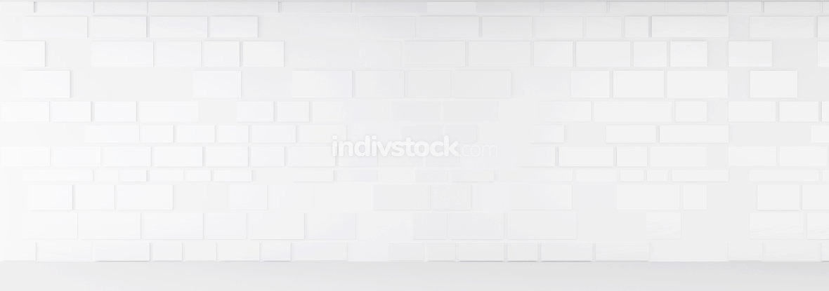 wall background modern design 3d-illustration