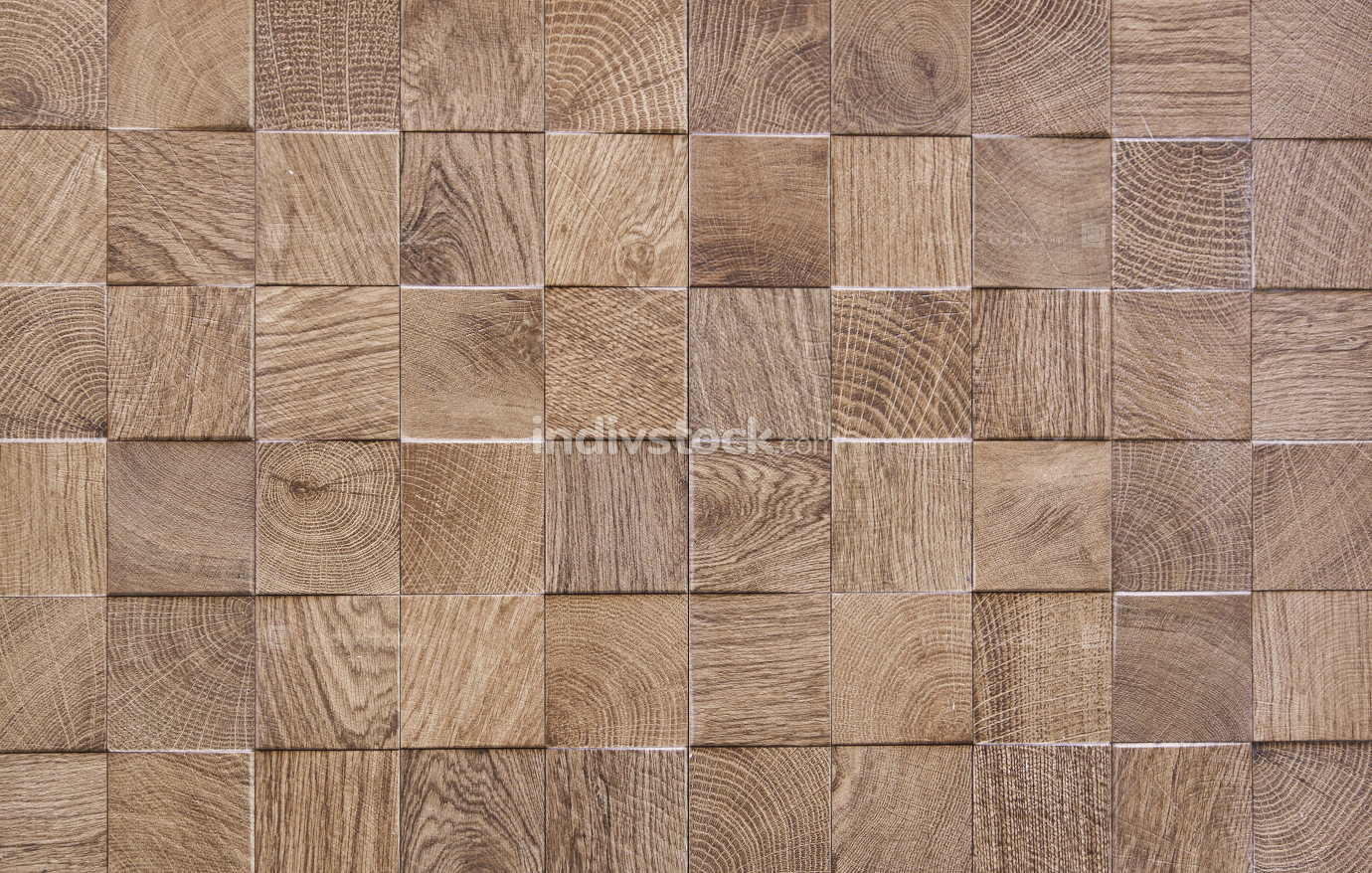 Wooden background with highlight