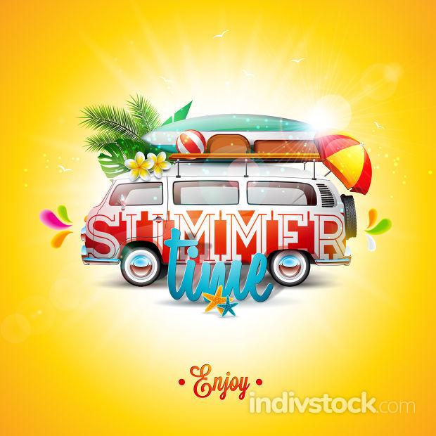 Vector Summer Holiday