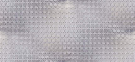 abstract creative seamless hexagonal background