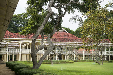 ASIA THAILAND HUA HIN MRIGADAYAWAN PALACE