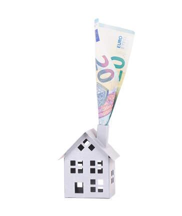 Buying a house, burning money
