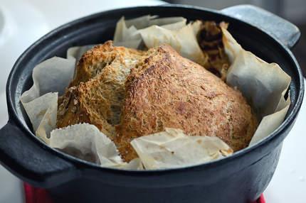 Delicious Fresh Home Made Bread