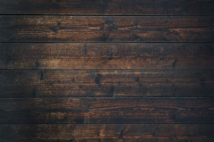 Old Vintage dark brown wooden table textured background