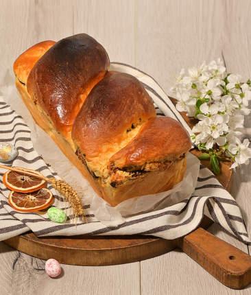 Romanian Easter bread – Cozonac