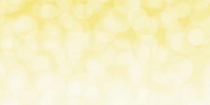 Yellow defocused background
