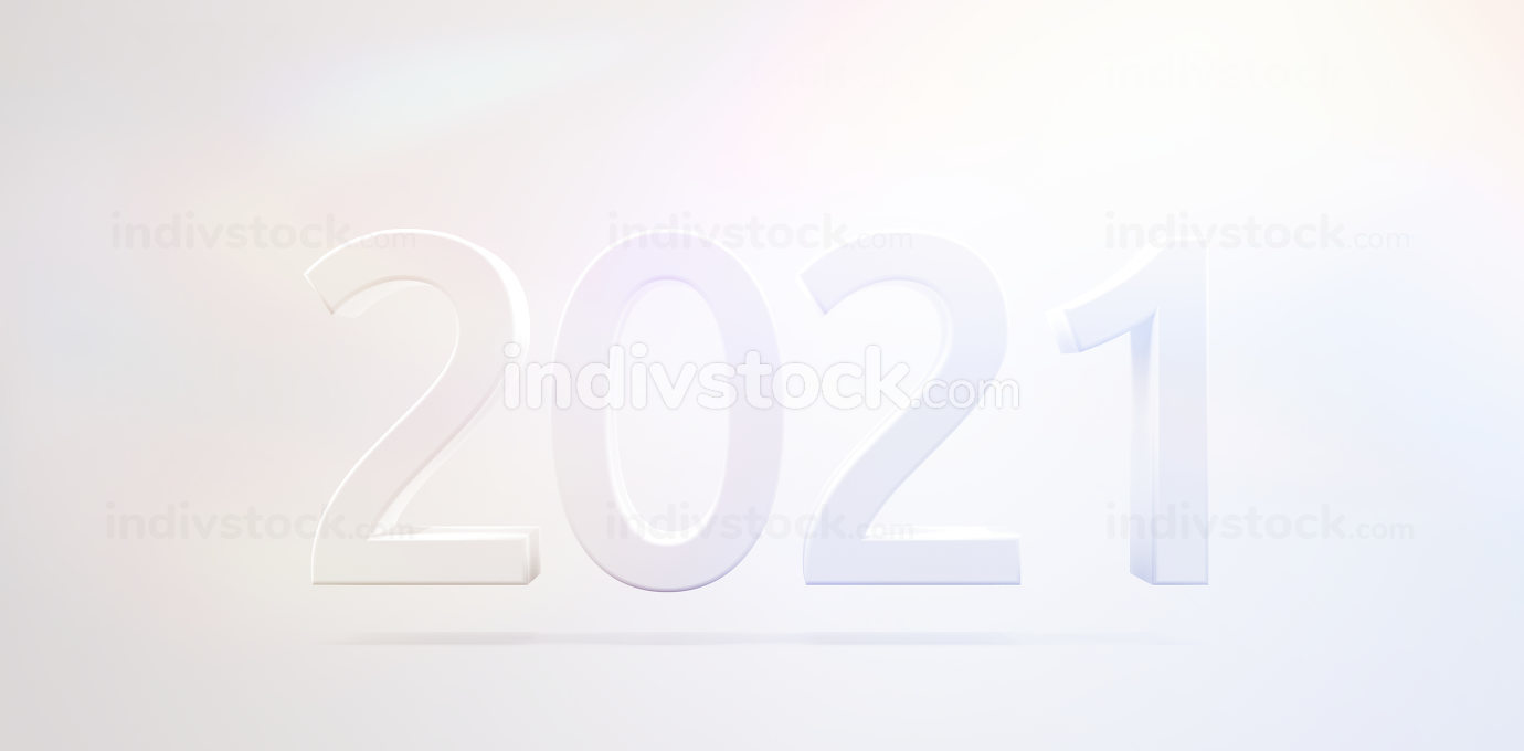 2021 white light grey creative design