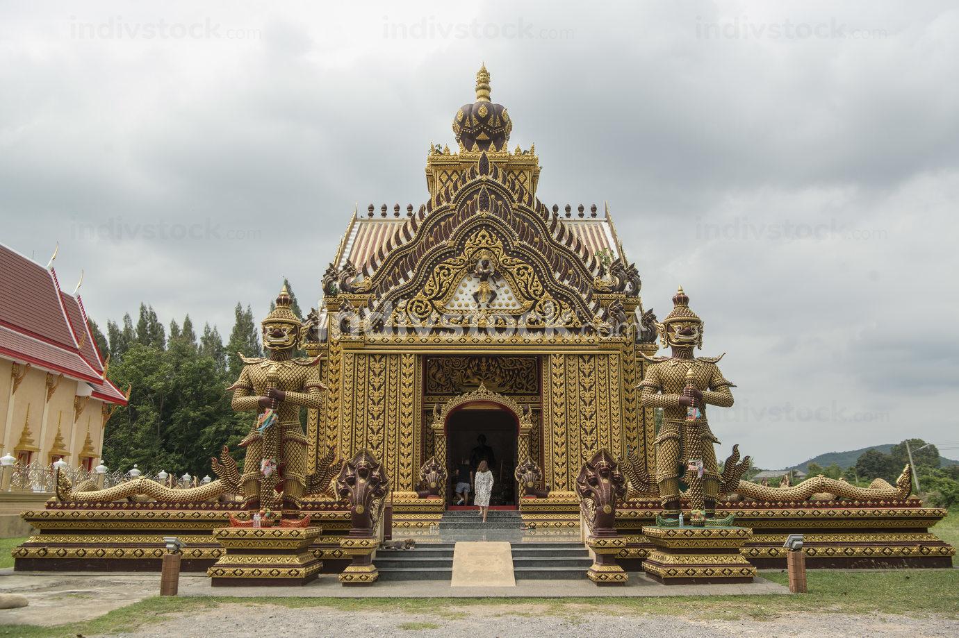 ASIA THAILAND HUA HIN WAT KHAO KA LOK