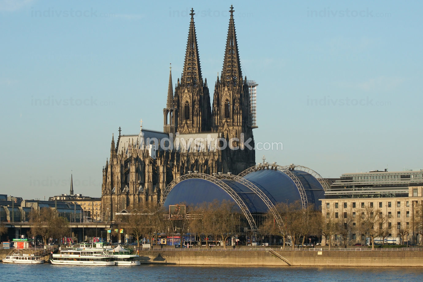 Cathedral, Cologne, Germany, Europe