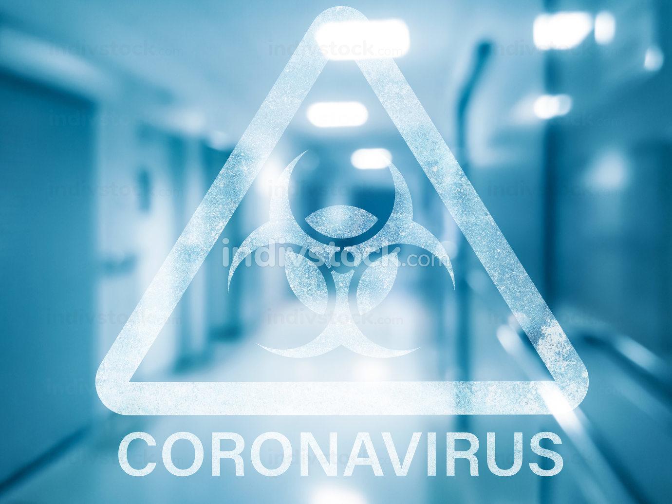 Coronavirus dangerous sign