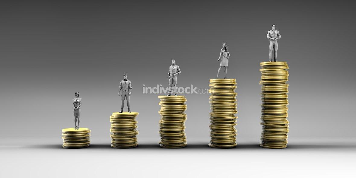 Finance Wealth Increase