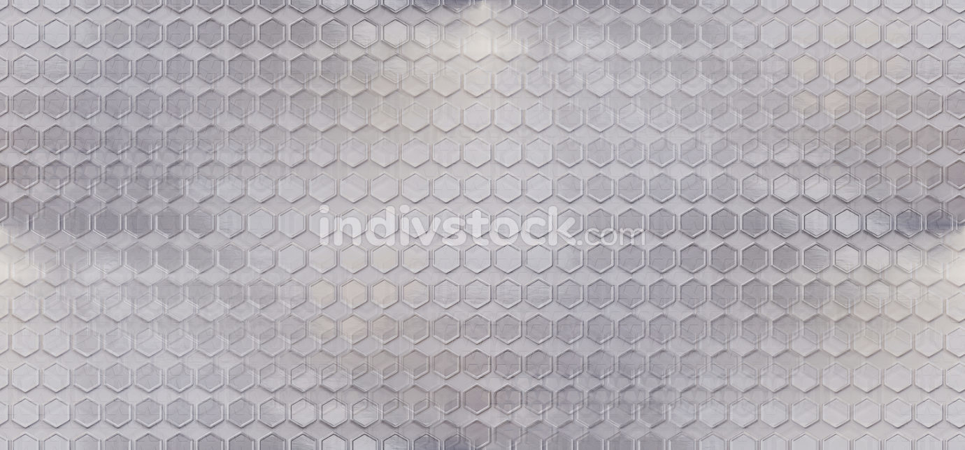 free download: abstract creative seamless hexagonal background