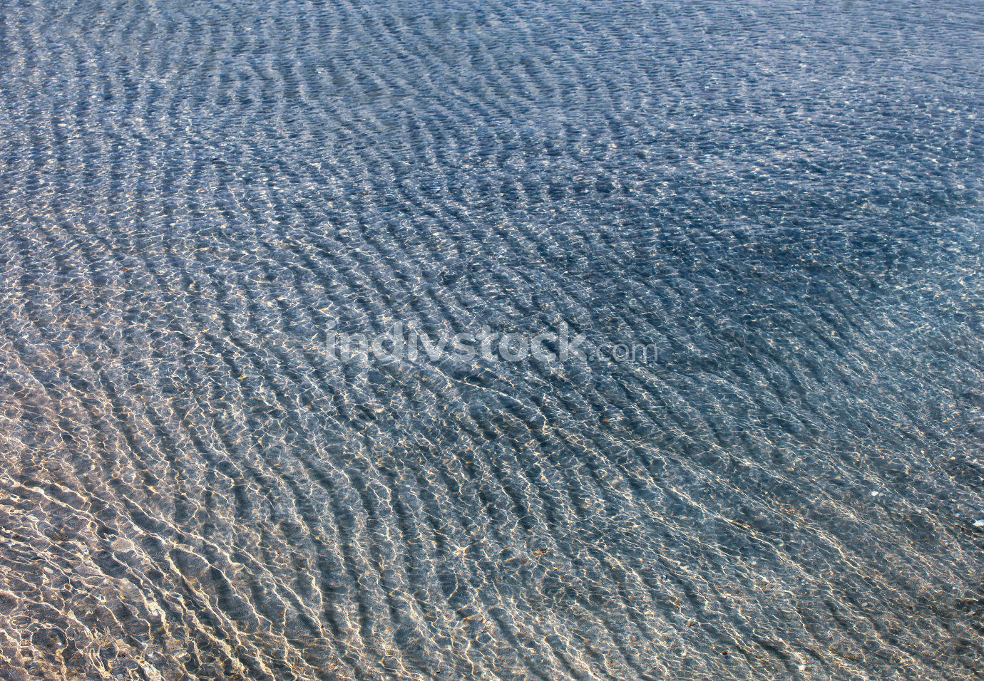 Image Of Blue Water Surface