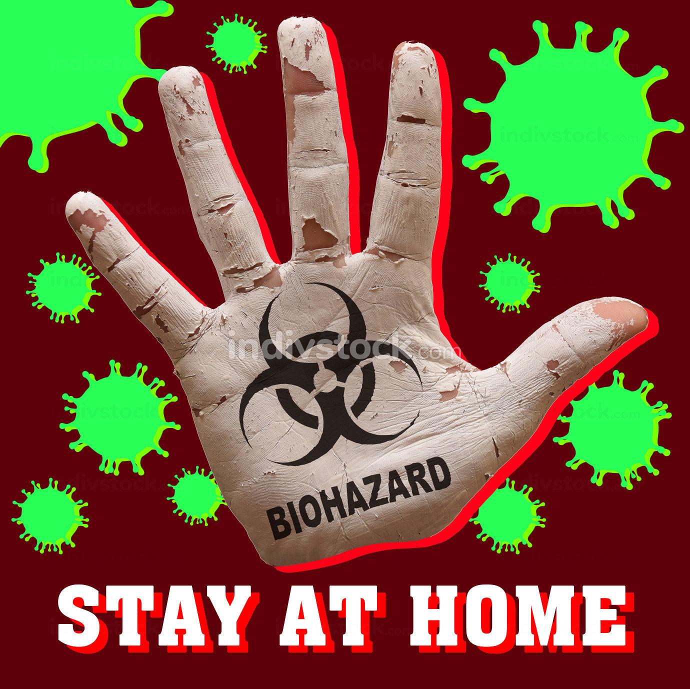palm virus  biohazard