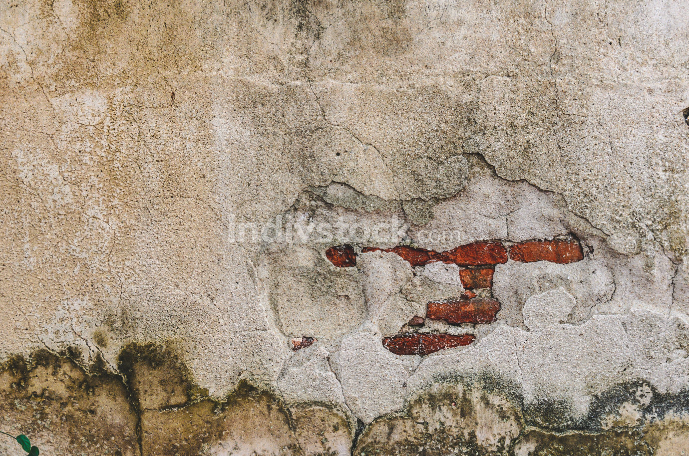 Wall  background Texture of old gray concrete vintage