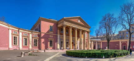 Art Museum and picture gallery in Odessa, Ukraine