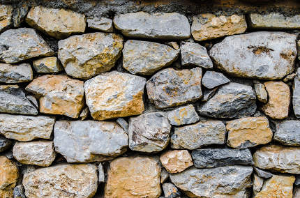 Background texture of stone wall.