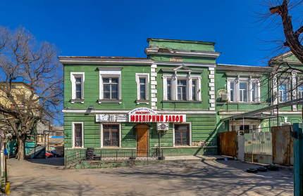 Old historic house in Odessa, Ukraine