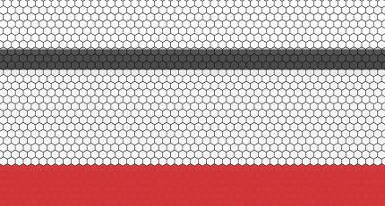 structured hexagons hexagonal background grid design illustration