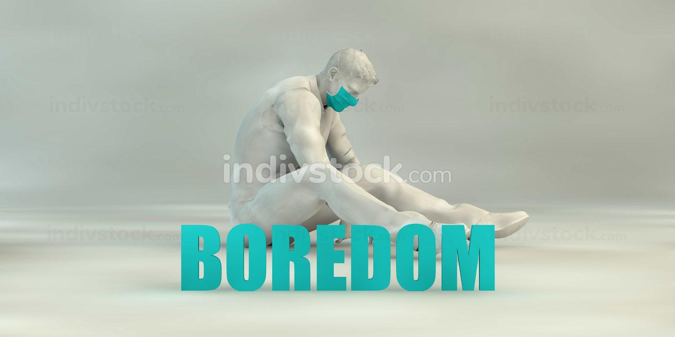 Boredom and Effects of Coronavirus Lockdown