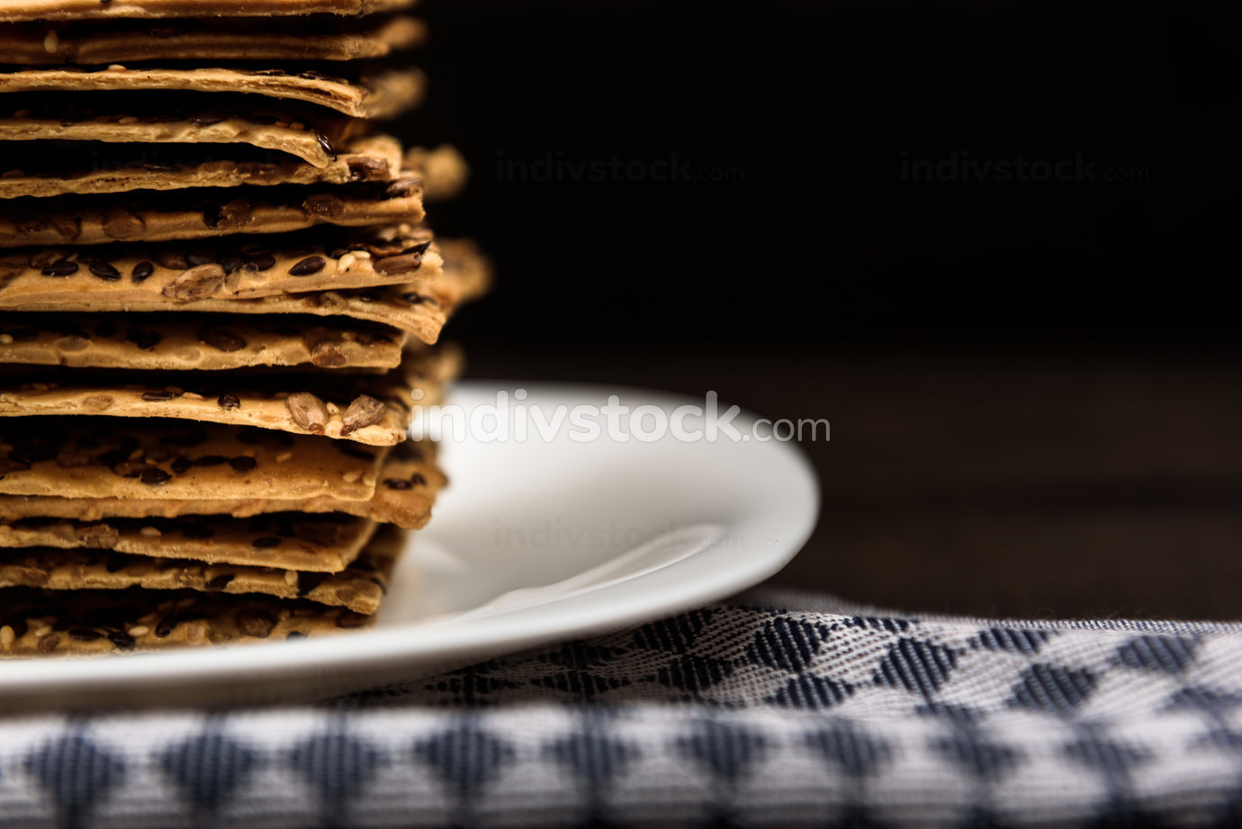 cookies with sunflower seeds