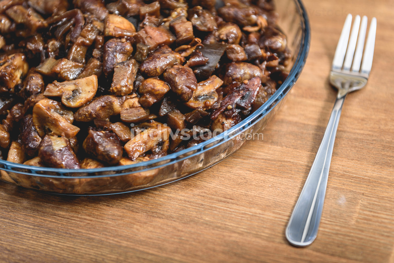 hot vegetable stew
