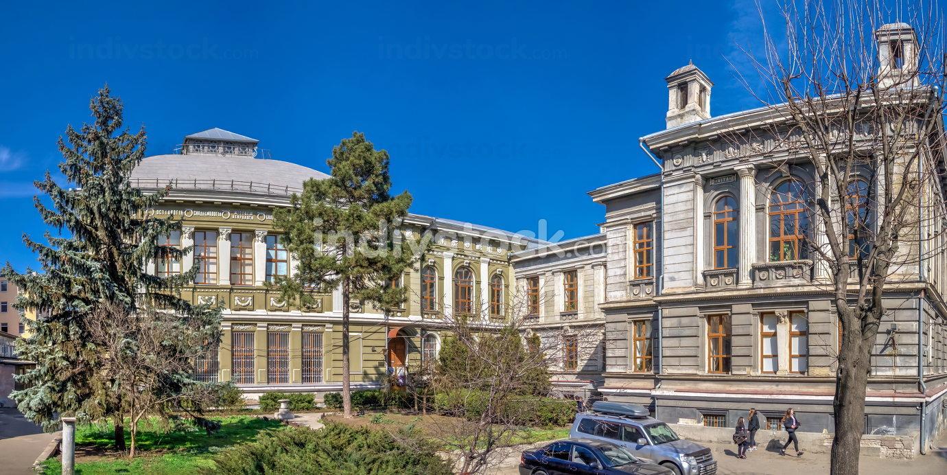 Medical University in Odessa, Ukraine