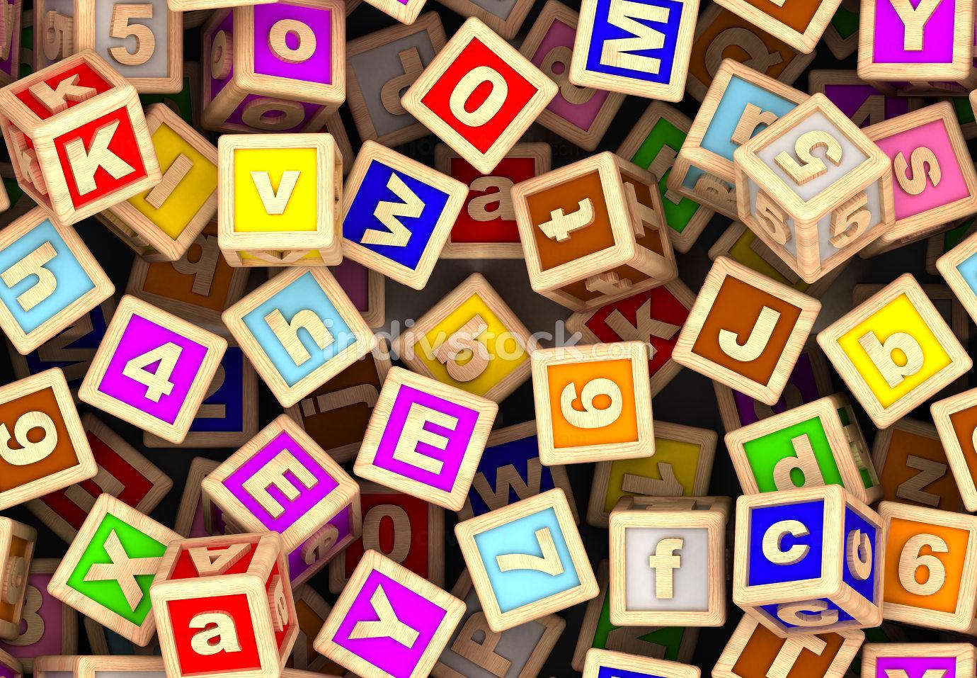 Play Cube (Seamless)