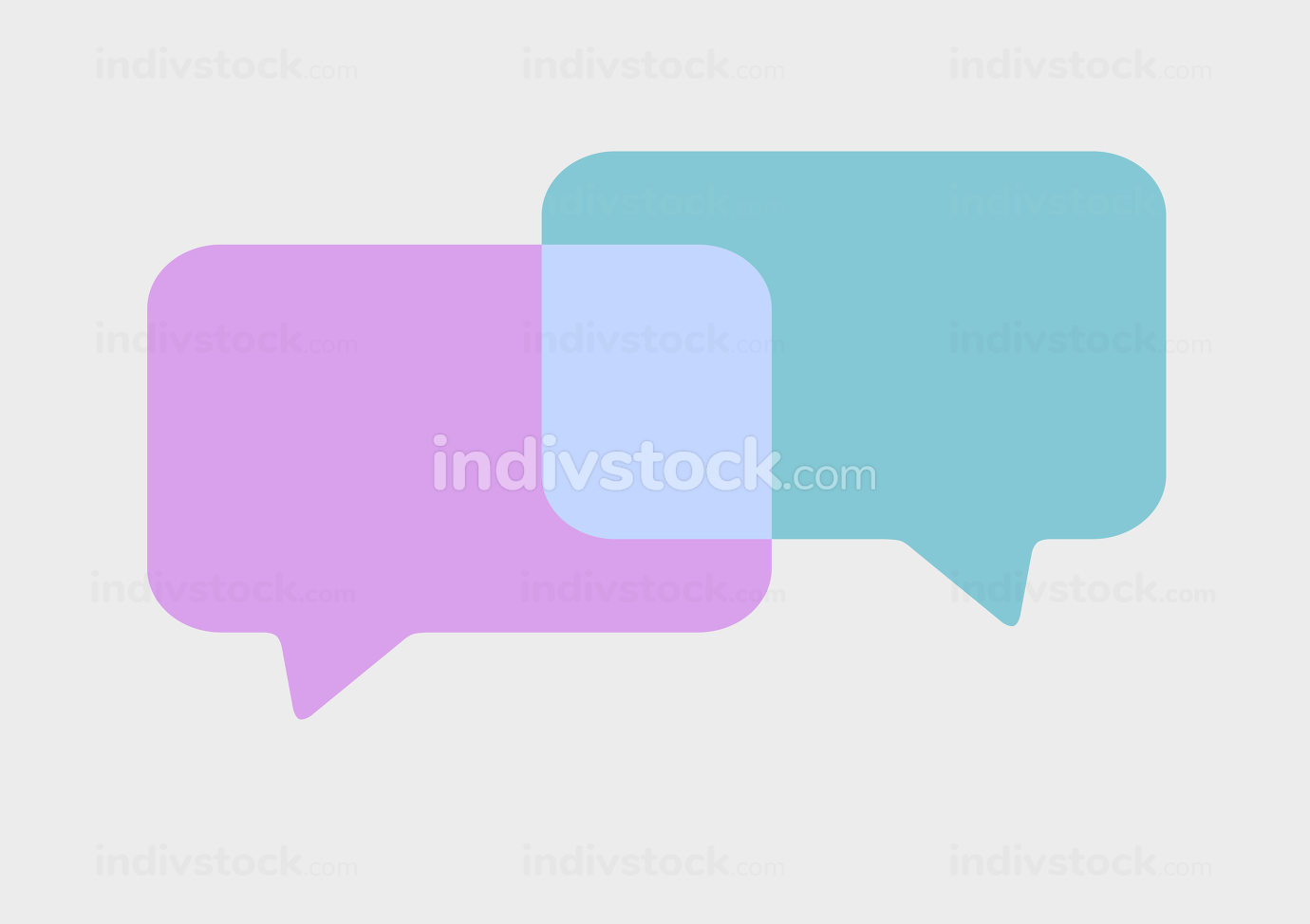 speech bubbles conversation symbol
