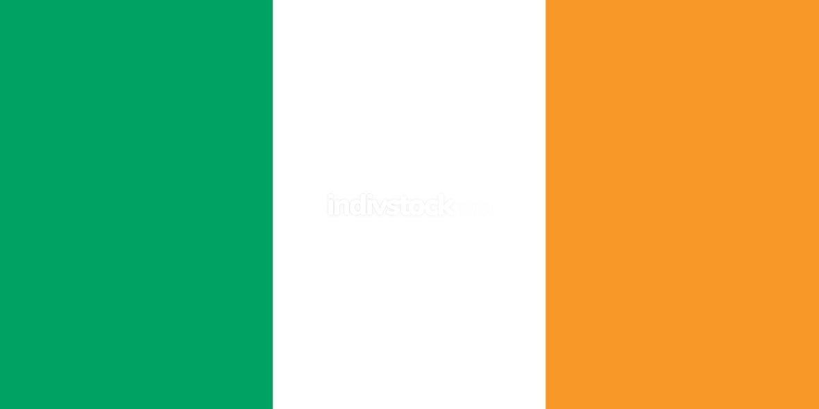 Ireland officially flag
