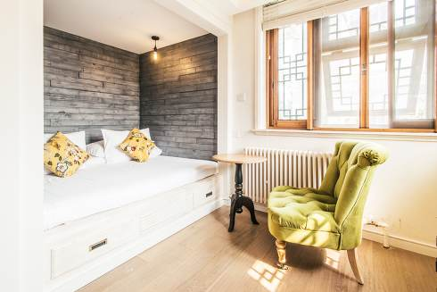 decoration and design of modern bedroom