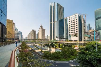 Guangdong City landscape