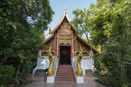 THAILAND CHIANG RAI WAT PHRA KAEW TEMPLE