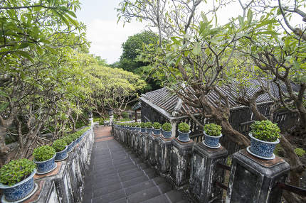 THAILAND PHETBURI PHRA NAKHO KHIRI HILL