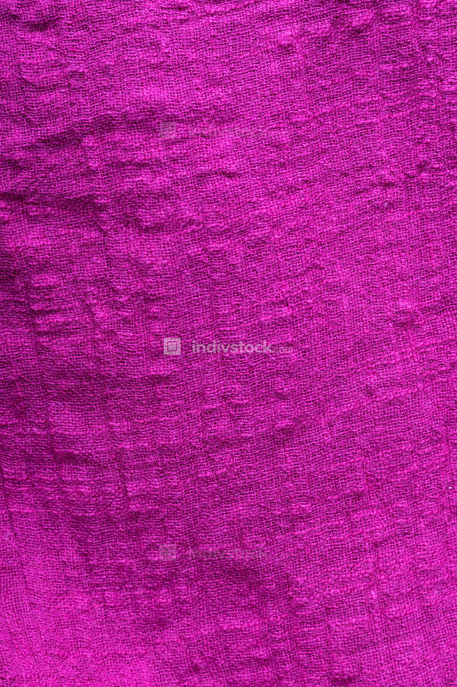 Abstract and texture of fabric