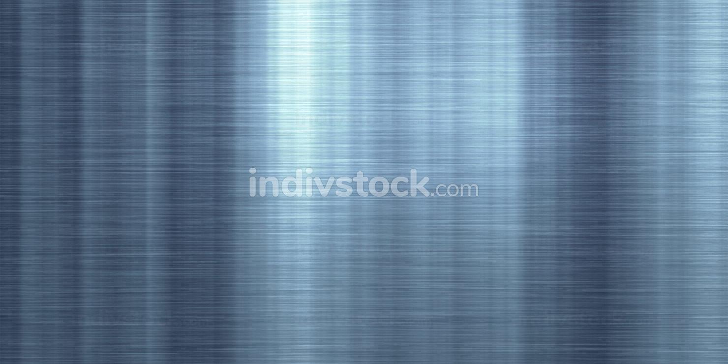 brushed metal steel or aluminum wide  plate banner background