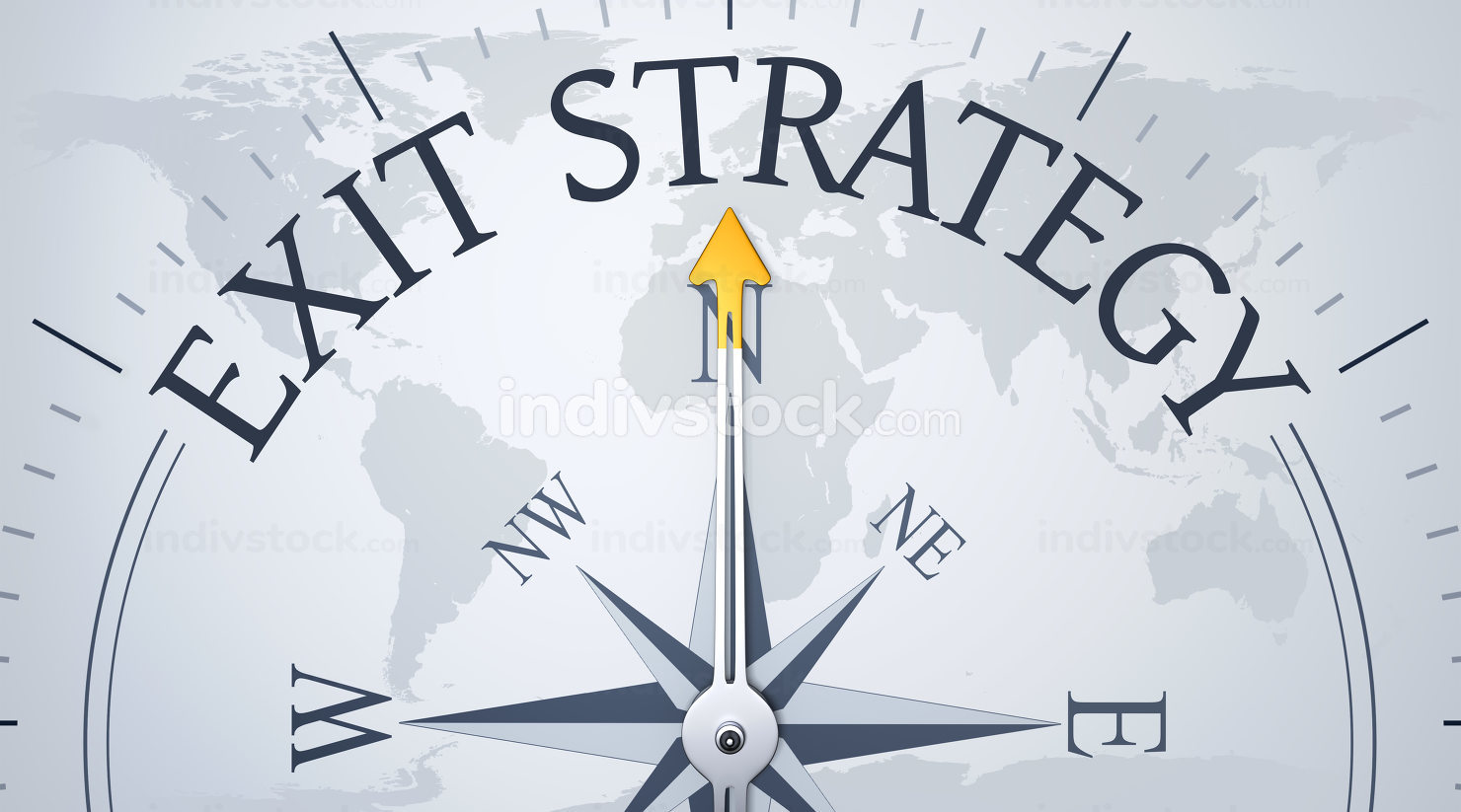 Compass exit strategy