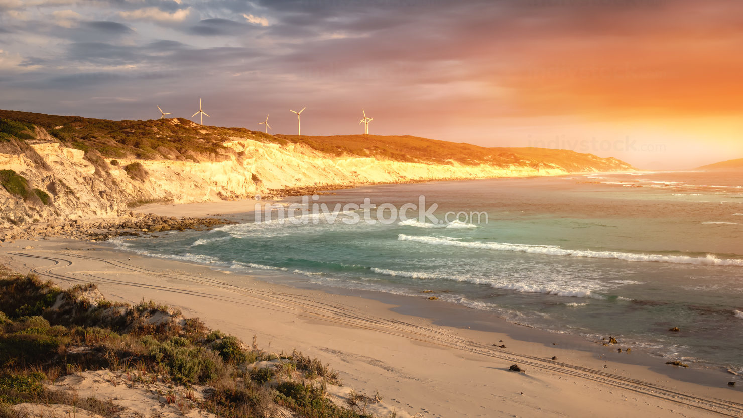 evening mood at Esperance Western Australia